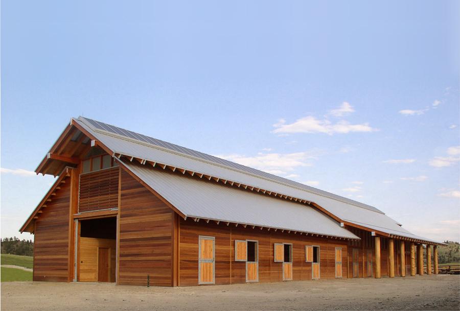 Equestrian Design Archives Blackburn Architects P C